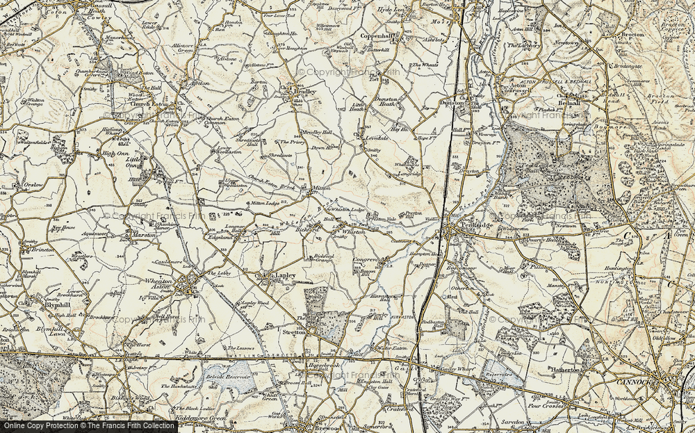 Whiston, 1902