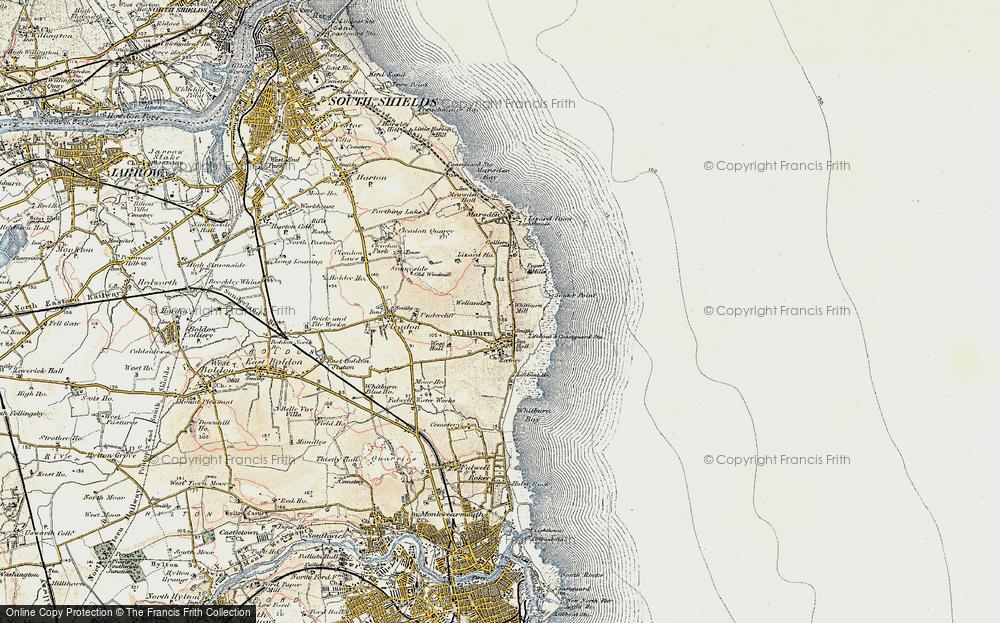 Whitburn, 1901-1904