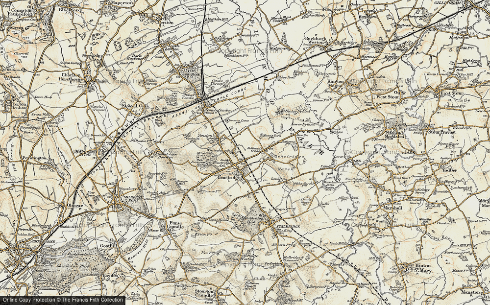 Whitchurch, 1897-1909