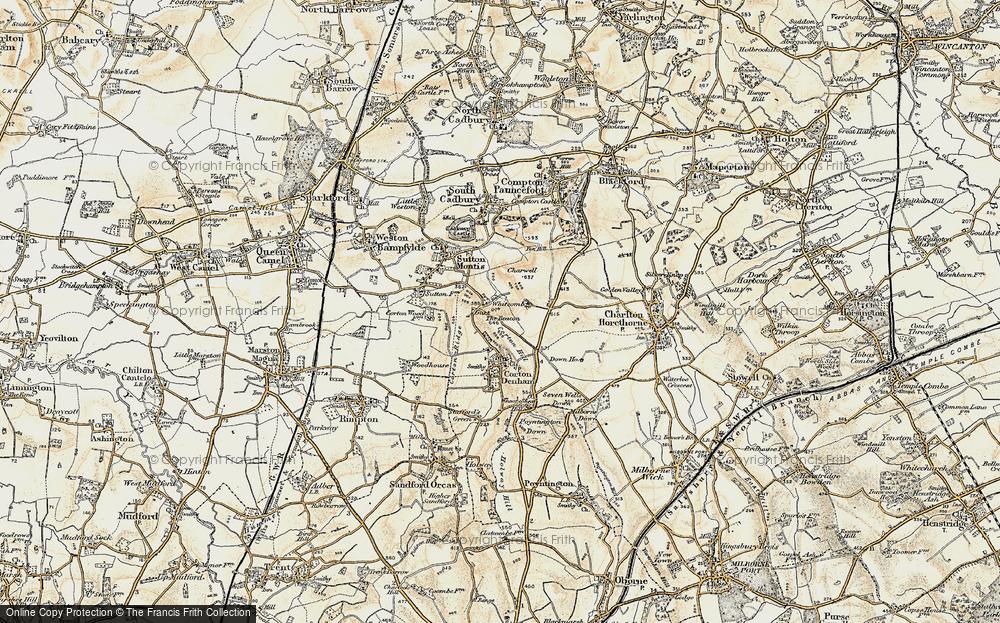 Whitcombe, 1899