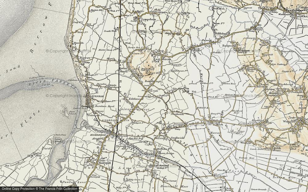 White Cross, 1899-1900