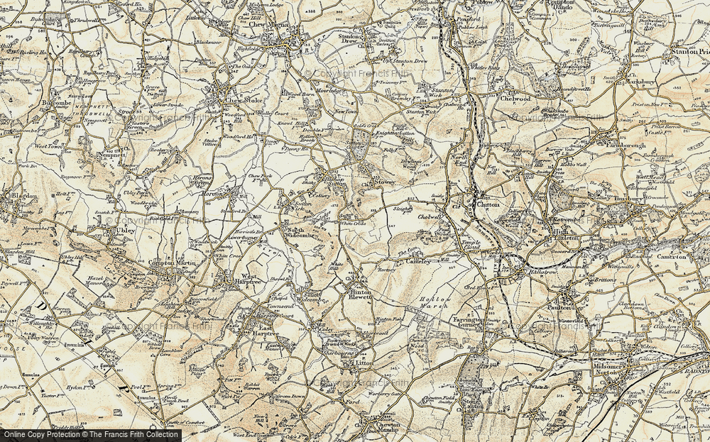White Cross, 1899