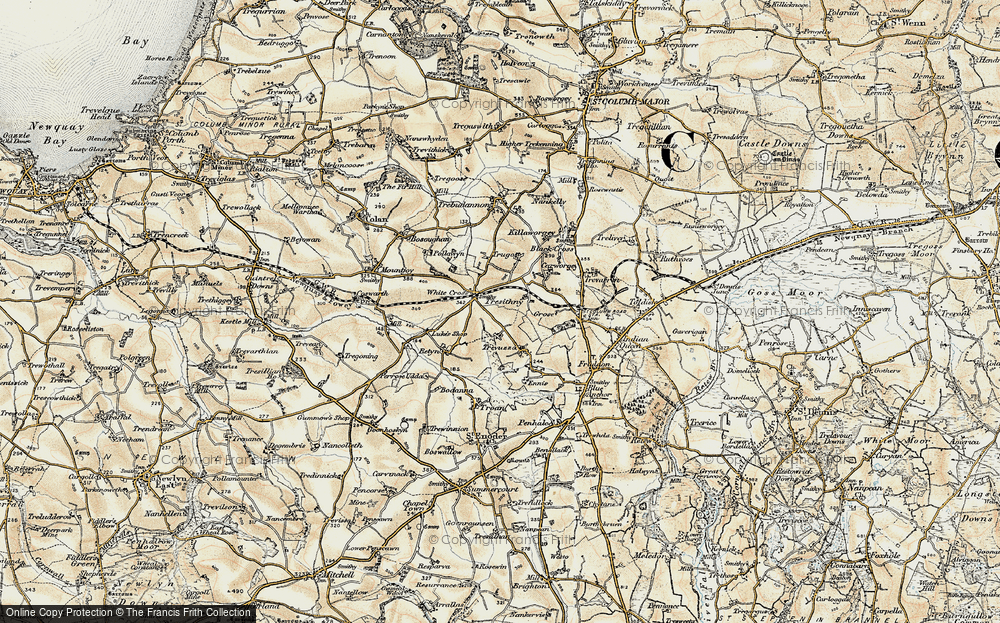 White Cross, 1900