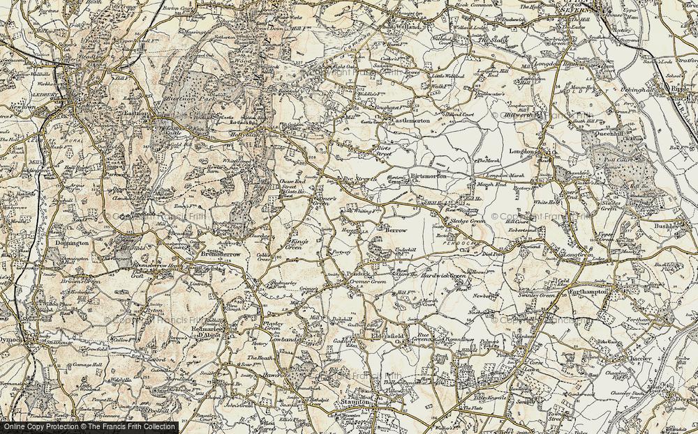 White End, 1899-1901