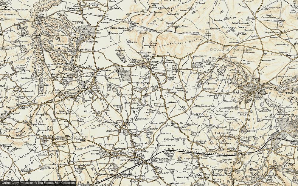 White Hill, 1897-1899