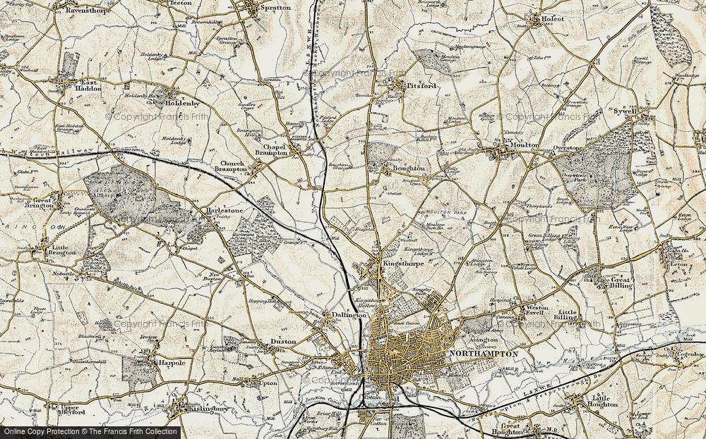 White Hills, 1898-1901