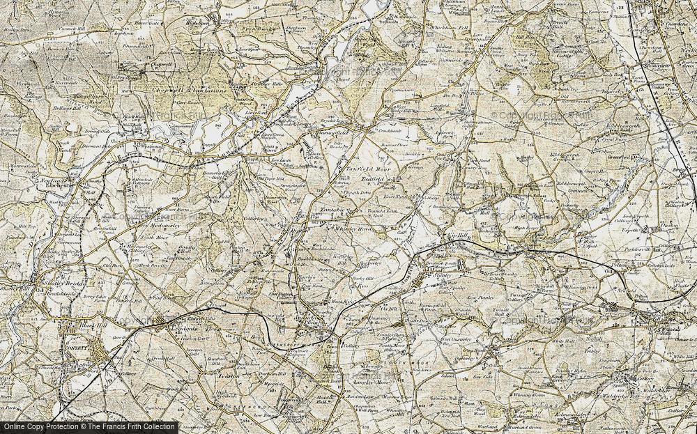 White-le-Head, 1901-1904