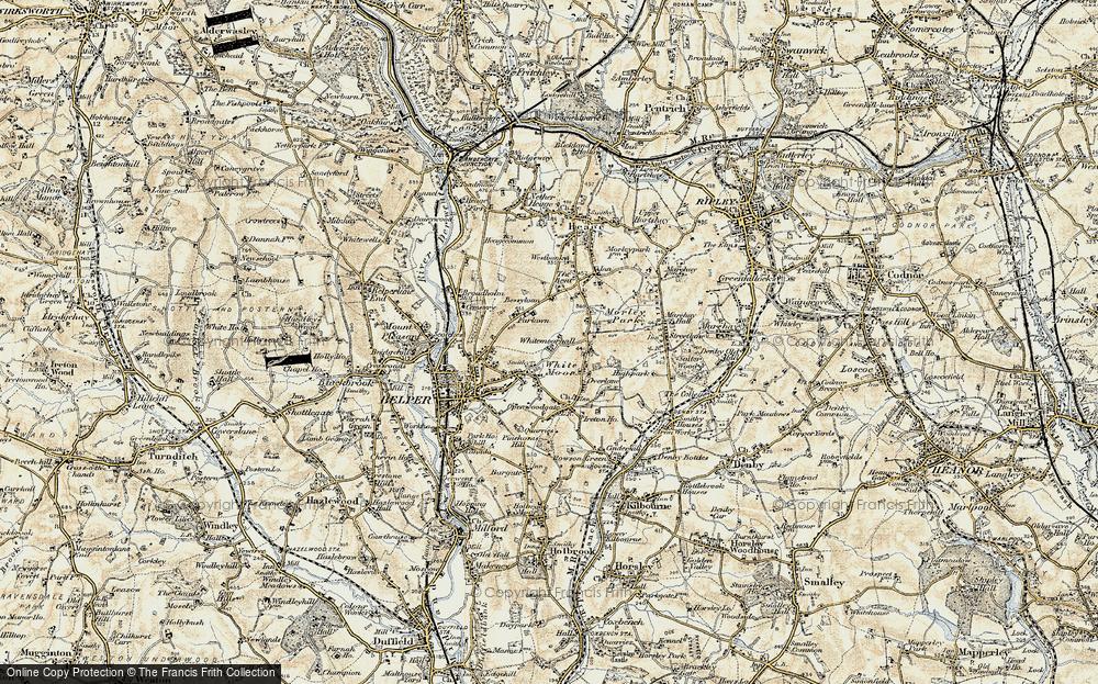 White Moor, 1902