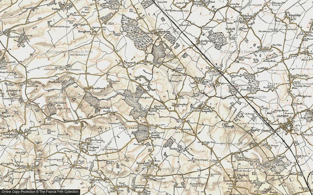 White Pit, 1902-1903