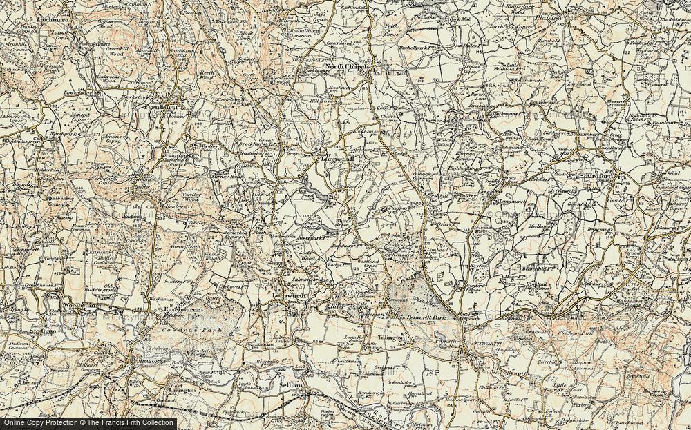 White's Green, 1897-1900