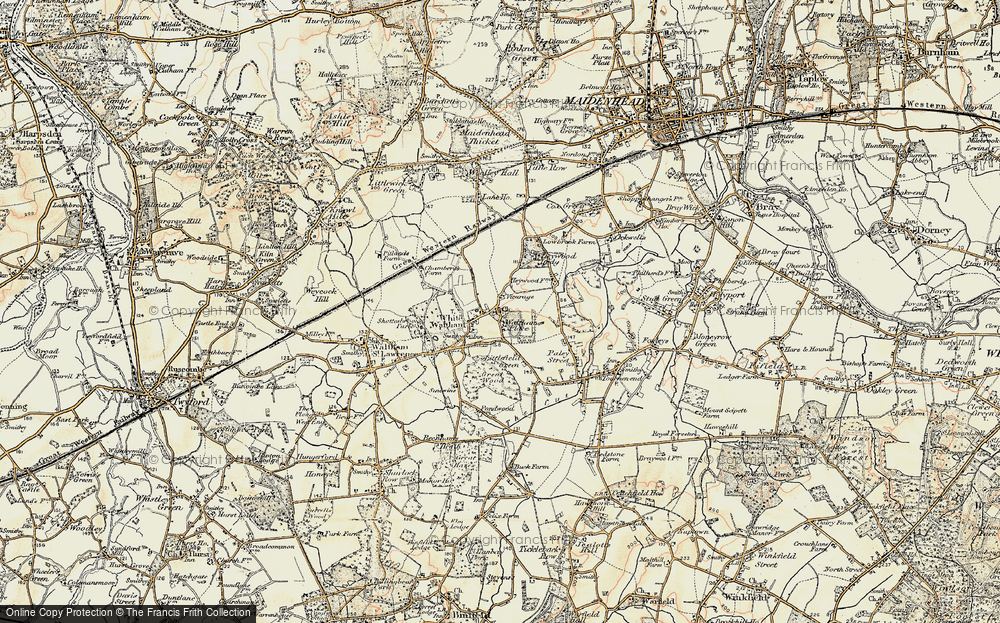 White Waltham, 1897-1909