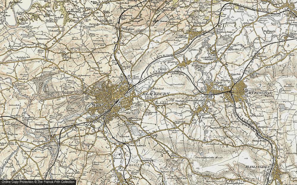 Whitebirk, 1903