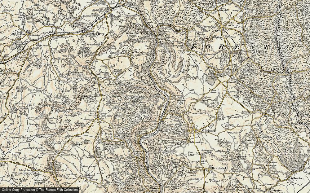 Whitebrook, 1899-1900