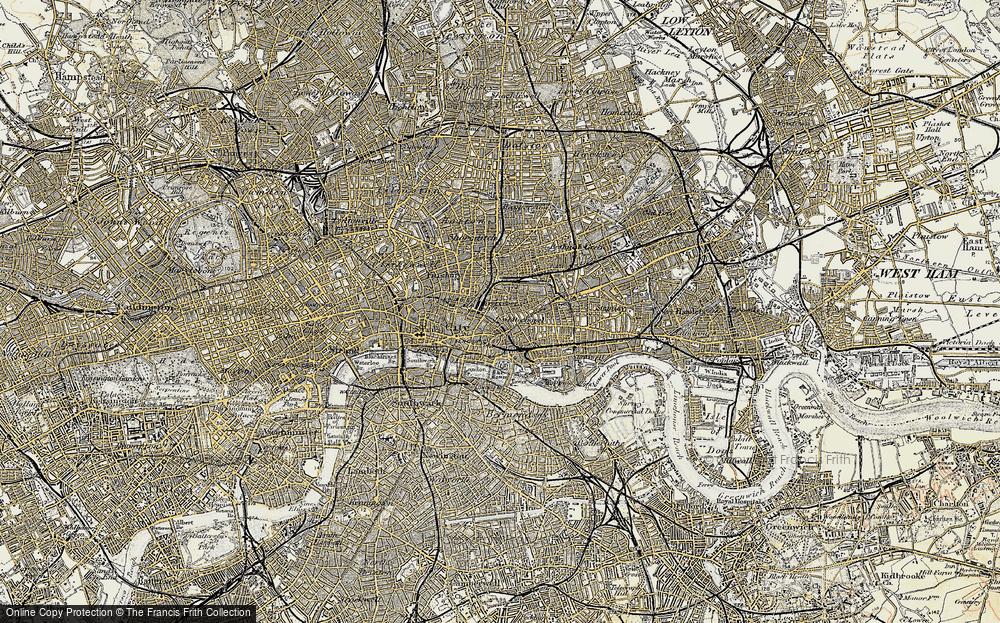 Whitechapel, 1897-1902