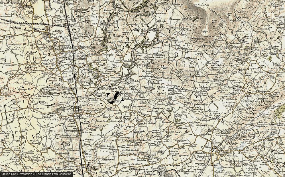Whitechapel, 1903-1904