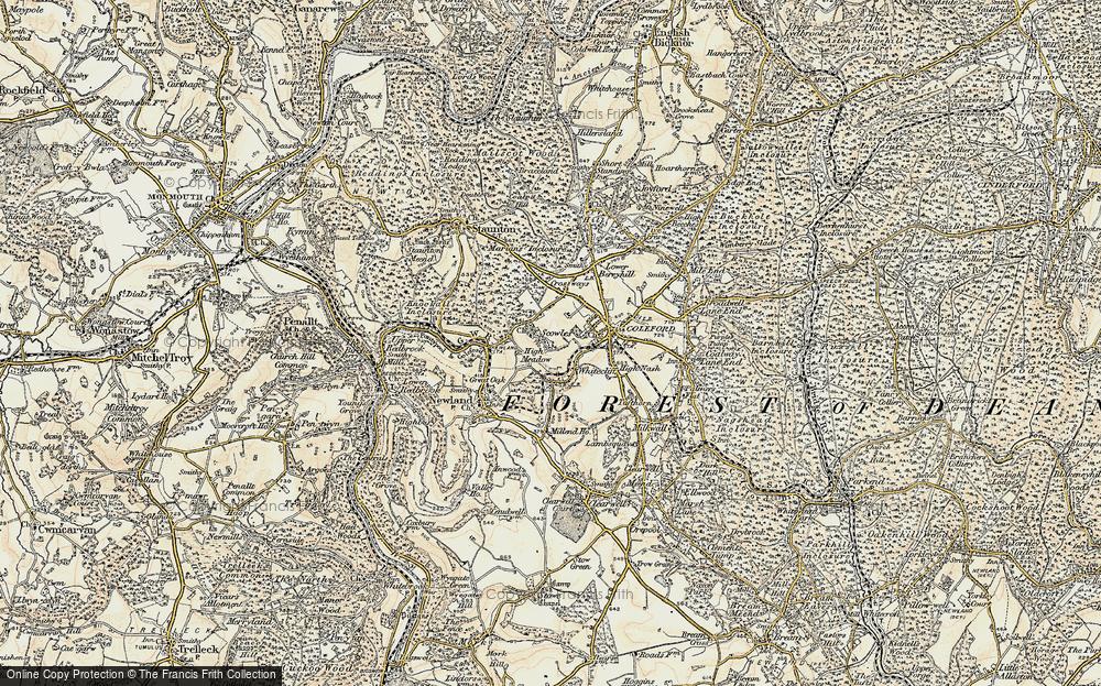 Whitecliff, 1899-1900