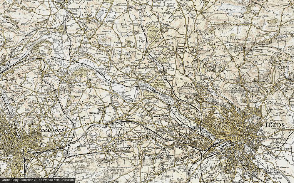 Whitecote, 1903-1904