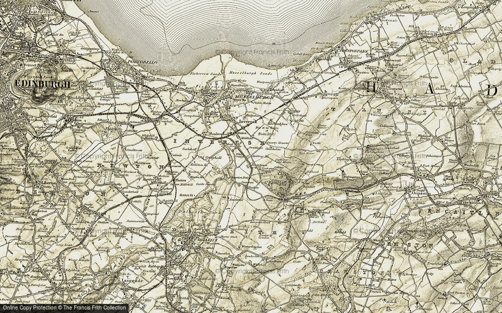 Whitecraig, 1903-1904