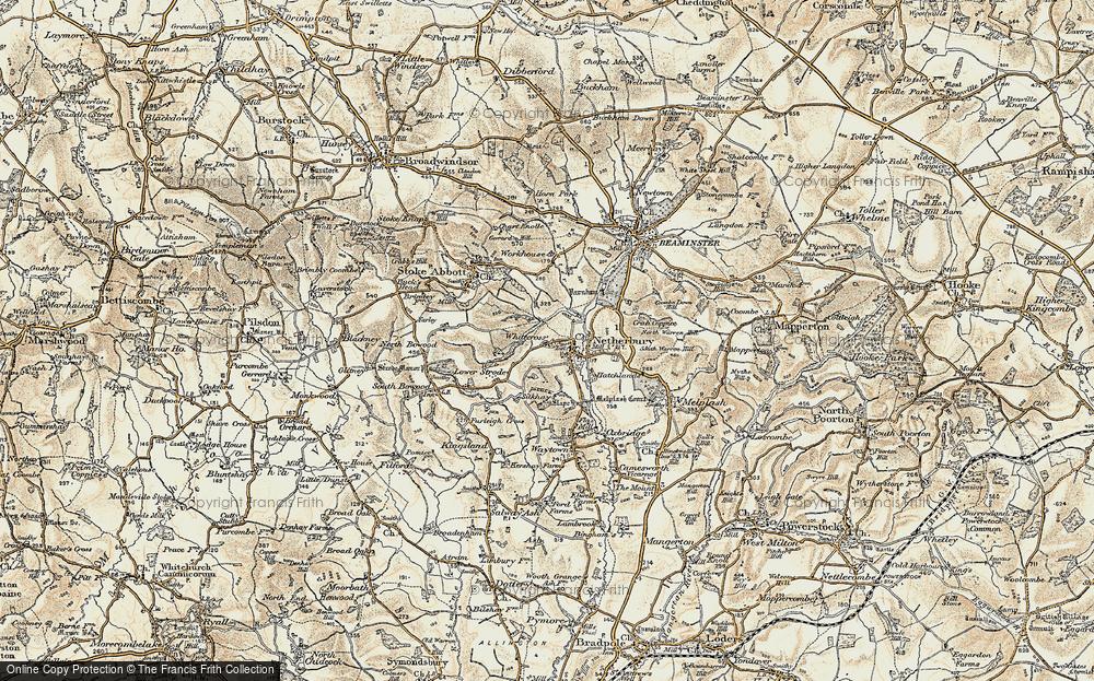 Whitecross, 1898-1899