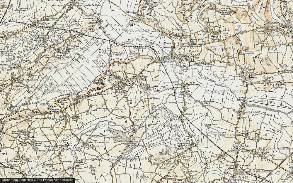 Whitecross, 1898-1900
