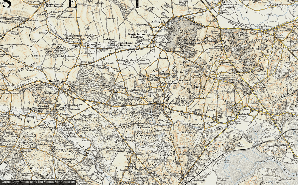 Whitefield, 1897-1909