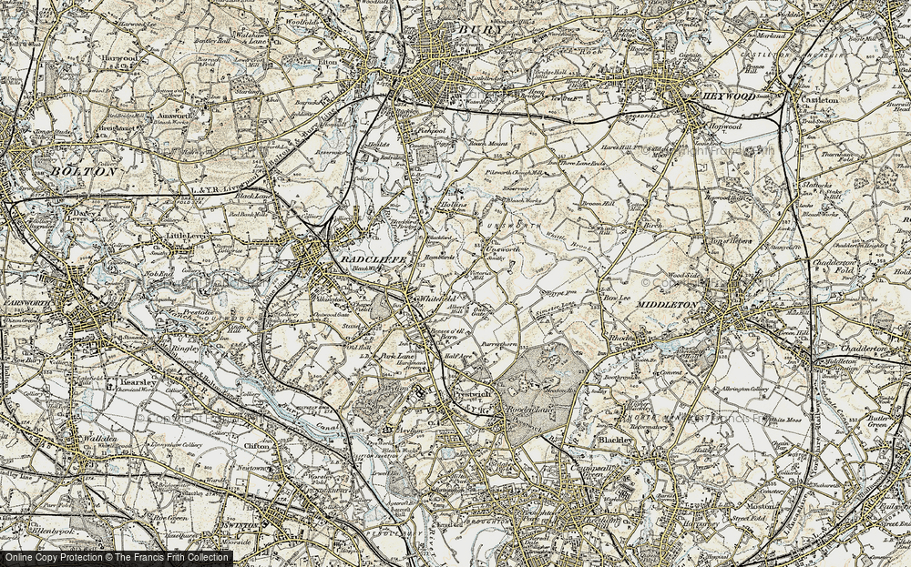 Whitefield, 1903