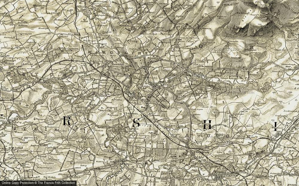 Whiteflat, 1904-1905