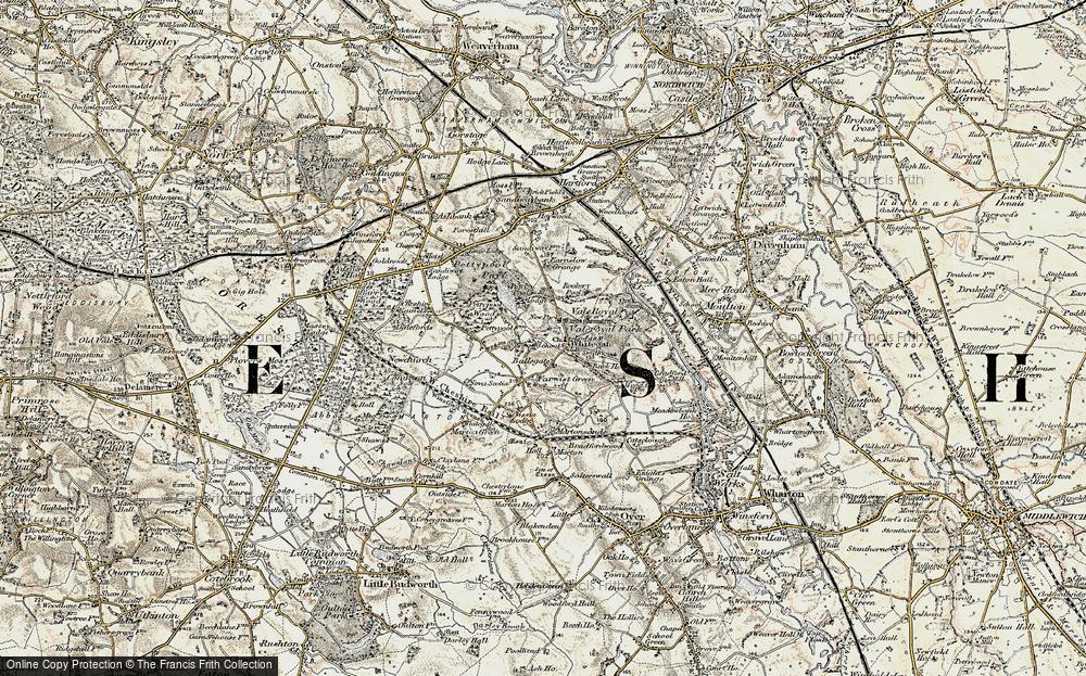 Whitegate, 1902-1903