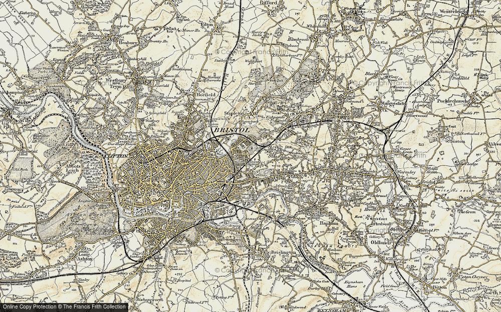 Whitehall, 1899