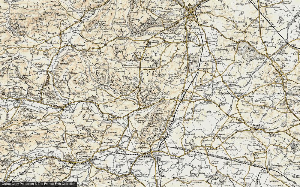 Whitehaven, 1902-1903