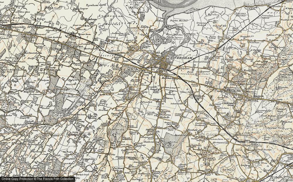 Whitehill, 1897-1898