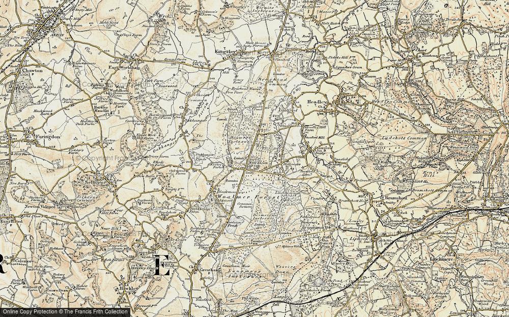 Whitehill, 1897-1909