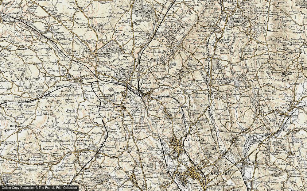 Whitehill, 1902-1903