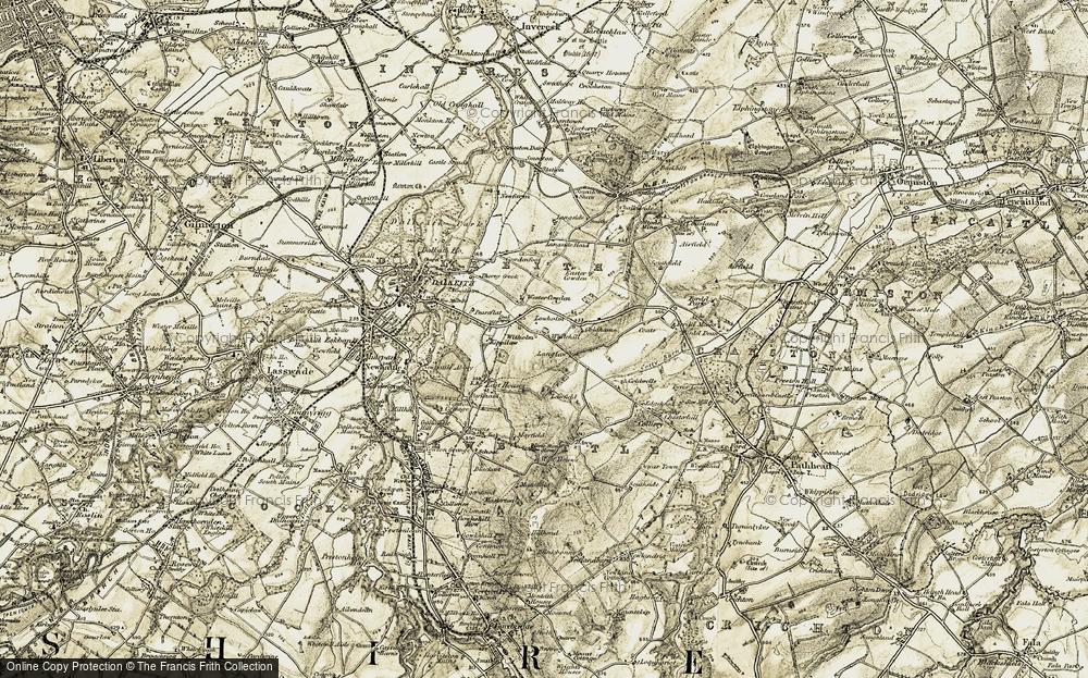 Whitehill, 1903-1904