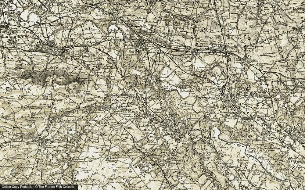 Whitehill, 1904-1905
