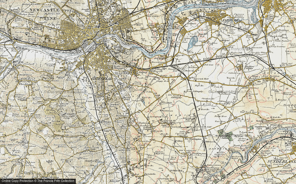 Whitehills, 1901-1904