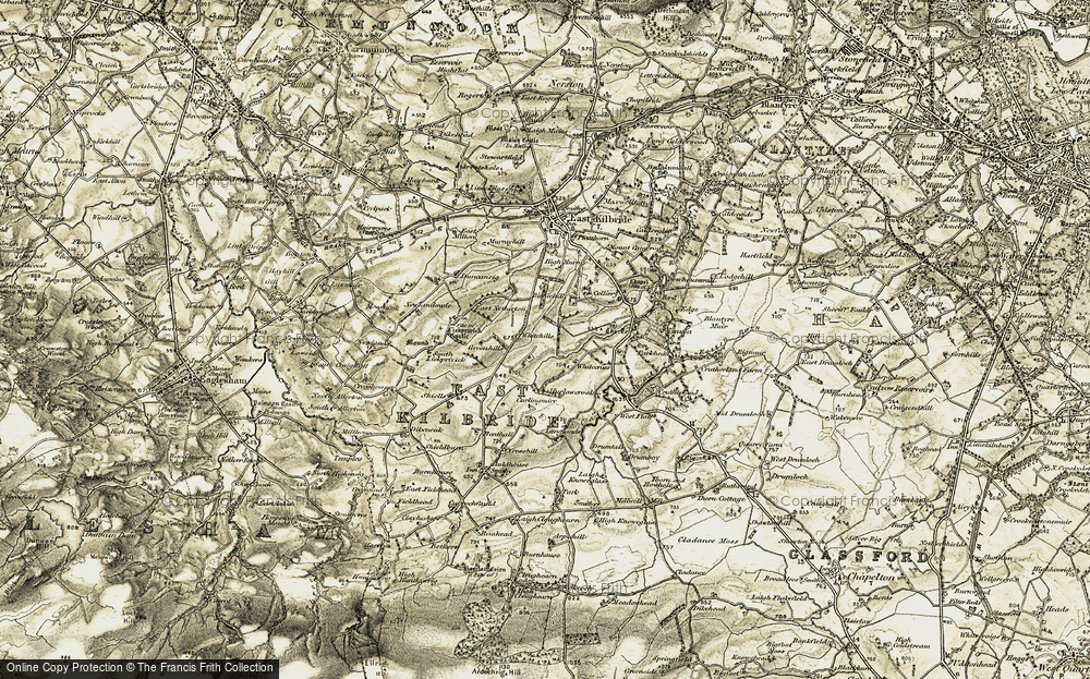Whitehills, 1904-1905