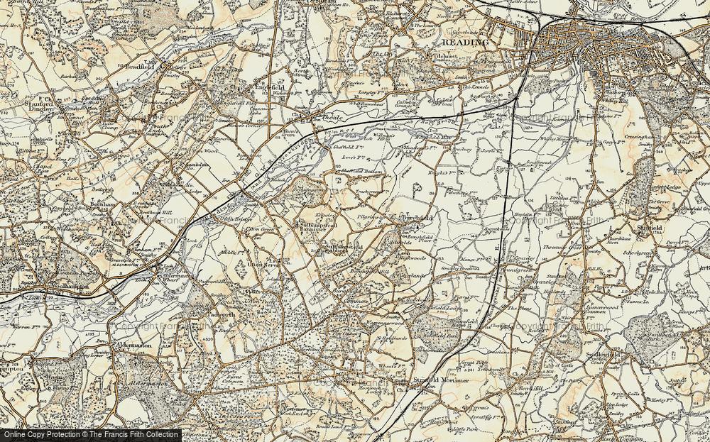 Whitehouse Green, 1897-1900
