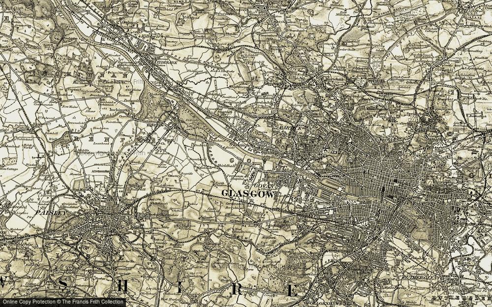 Whiteinch, 1904-1905