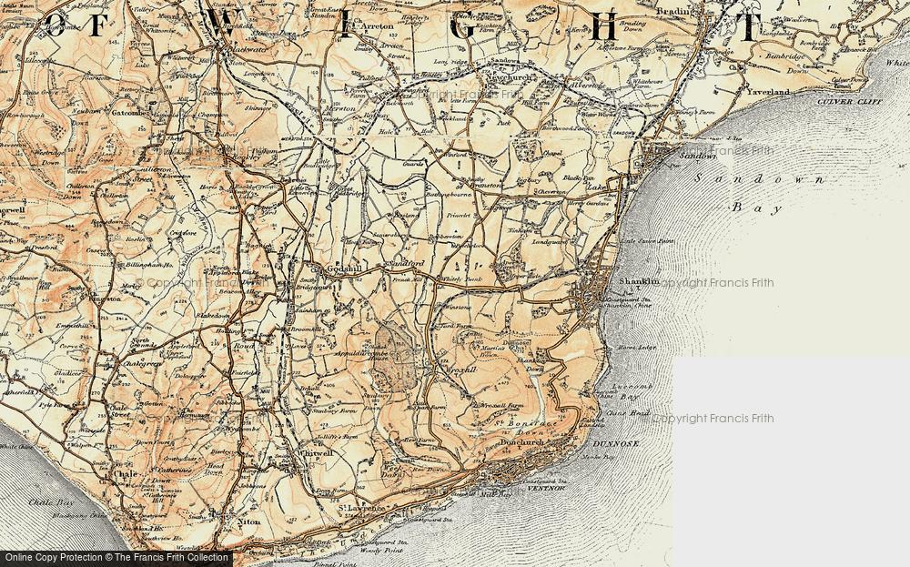 Whiteley Bank, 1899