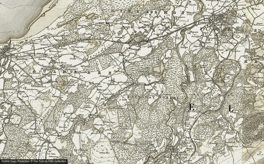 Whitemire, 1910-1911