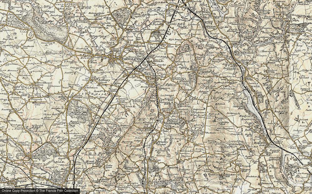 Whitemoor, 1902-1903