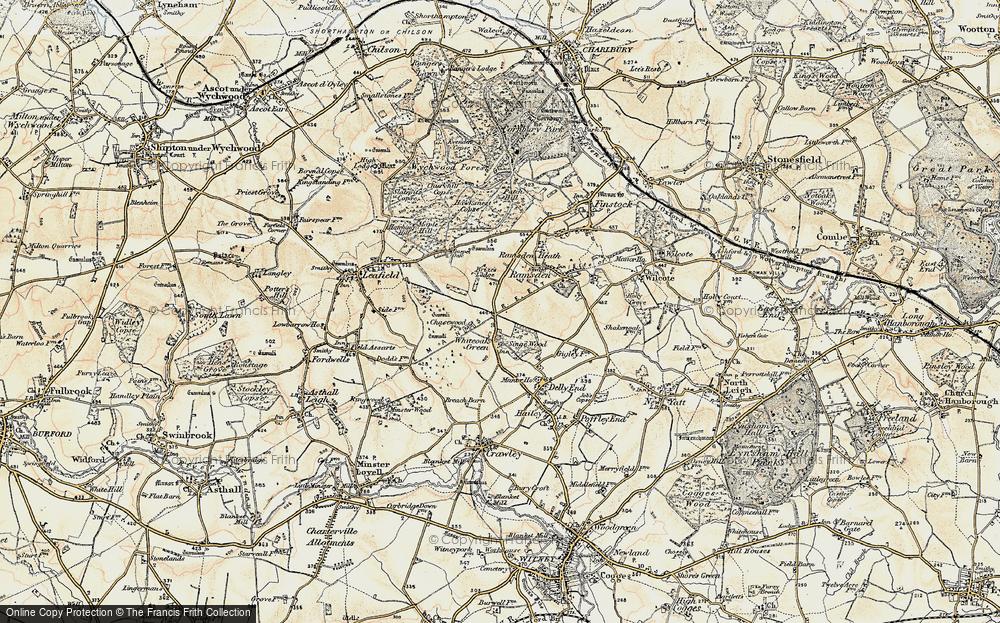Whiteoak Green, 1898-1899