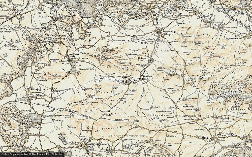 Whitepits, 1897-1899