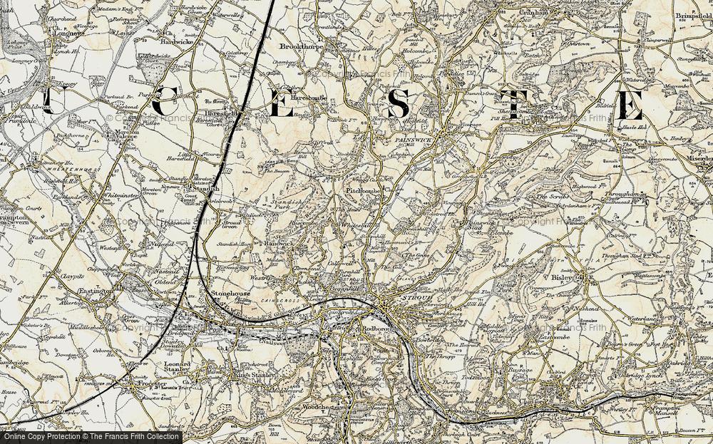 Whiteshill, 1898-1900