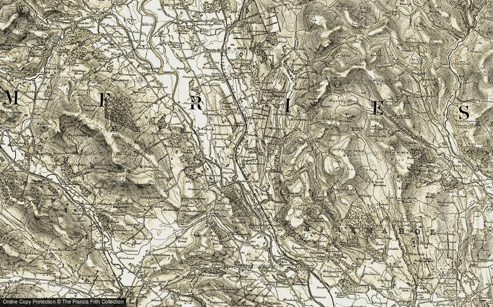 Whitespots, 1904-1905