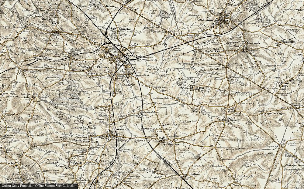 Whitestone, 1901-1902