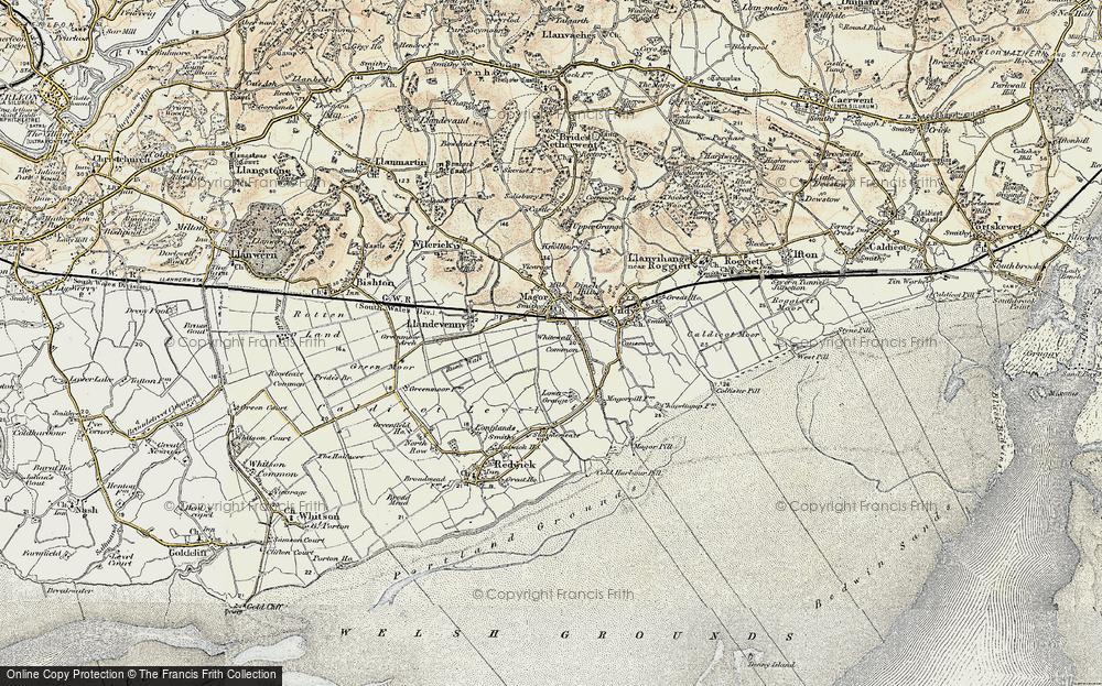 Whitewall Common, 1899-1900