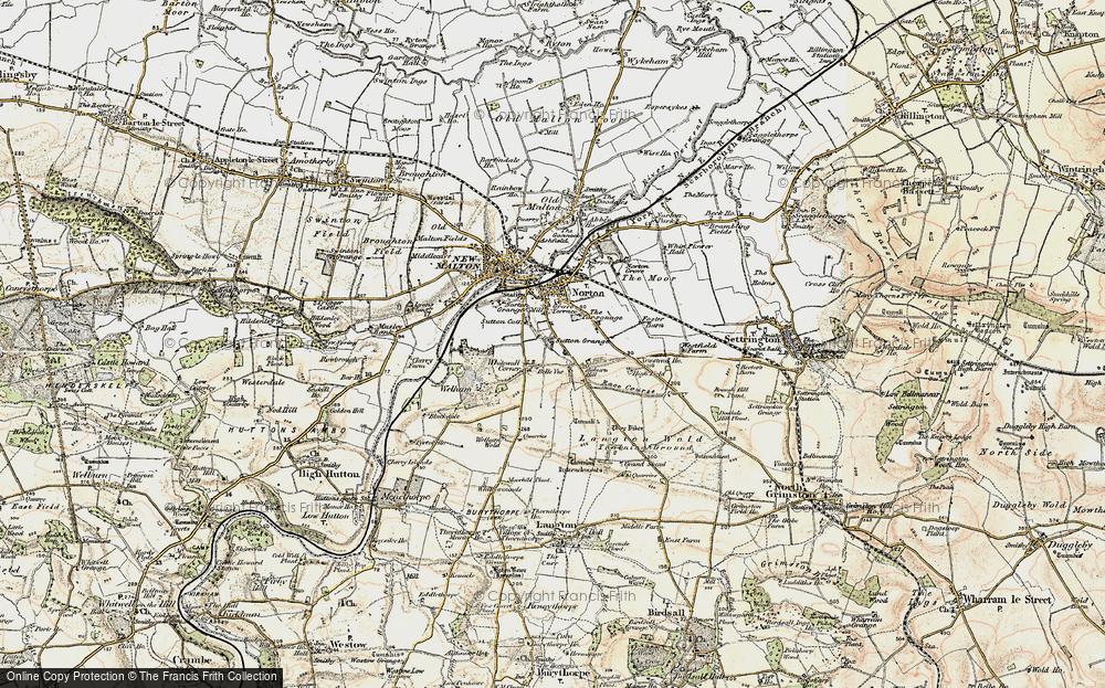 Whitewall Corner, 1903-1904