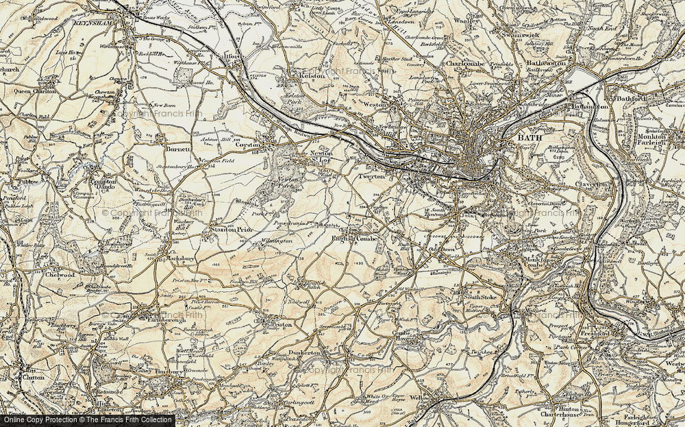 Whiteway, 1898-1899
